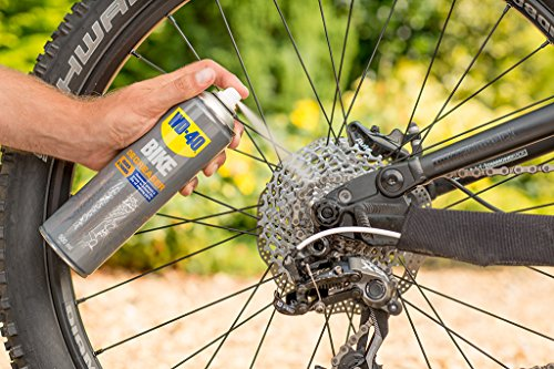 WD-40 Bike Kettenreiniger 500 ml, 49704 - 2