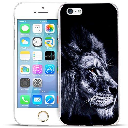 iPhone 7 Plus Bilder Case, Conie Mobile Motiv Hülle Backcover Rückschale, Silikon TPU Schutzhülle Motiv 15