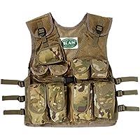 Army bambini Multi Terrain Camouflage Assault Vest - MTP Camo