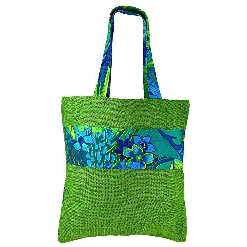 Sac Bandouliere   Sac Femme   Sac Shopping   Sac Fourre Tout   Sac Polyvalent, Multicolore Vert Bleu