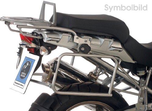 Preisvergleich Produktbild Hepco&Becker Komplettträgerset bestehend aus Seitenkofferträger und Rohrgepäckbrücke - Chrom für Honda CB 750 F 1 / F 2