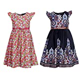 Bella Moda Pack of two combo Dress(Girls...