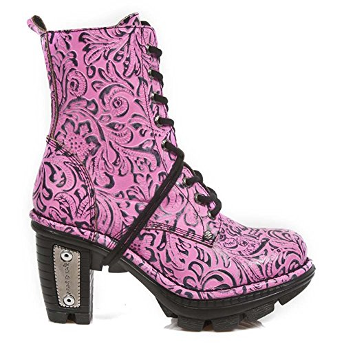 New Rock Neotrail Pink Stiefel M.NEOTR006-S6 Pink