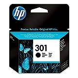 HP CH561EE (301) Mürekkep Kartuş 190 Sayfa, Siyah
