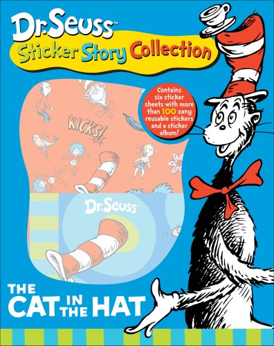 Dr Seuss Sticker Story Collection: The Cat in the Hat