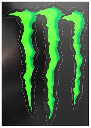Preisvergleich Produktbild Monster Energy - Aufkleber 16 x 11 cm