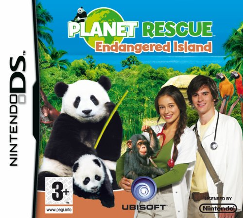 Planet Rescue:Endangered Island [UK Import]