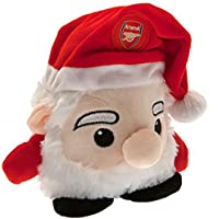 Arsenal F.C - Santa Soft Toy