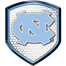 NCAA North Carolina Tar Heels Team Shield Automobile Reflector
