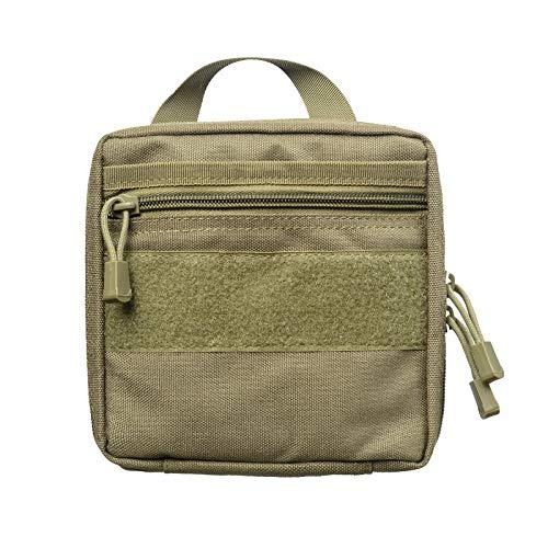 Aufbewahrungstasche Tactical Camouflage Multi Tool Kit Zubehör Tasche Medizinische Reise armee-grün -