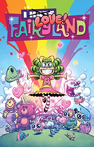 I hate Fairyland, Tome 3 : La ballade de l'amres sucette