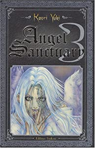 Angel Sanctuary Edition deluxe Tome 3