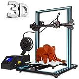 2018 DIY 3D Drucker Hohe Genauigkeit 3D Drucker Printer with 1.75mm ABS/ PLA Prusa I3 Bausatz Aluminium Großdruck Größe 300x300x400mm Dual Z axis Schrittmotor upgraded 3D druckern