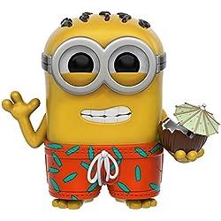 FunKo POP! Vinilo - Minions Paradise: Phil Coconut