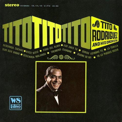 La Toalla - Tito Rodriguez