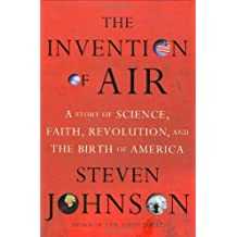 The Invention of Air by Steven Johnson (2008-12-26)