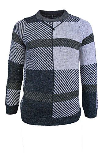 piazza-italia-herren-pullover-mit-rundhalsausschnitt-und-langen-armeln
