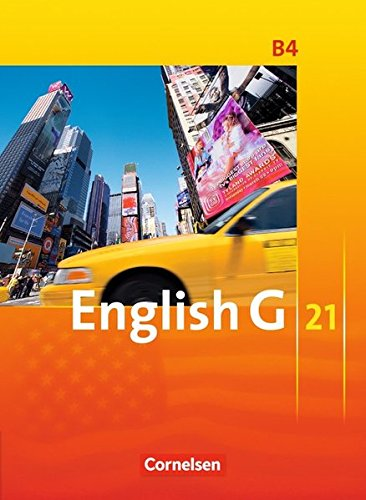 English G 21 - Ausgabe B: Band 4: 8. Schuljahr - Schülerbuch: Kartoniert