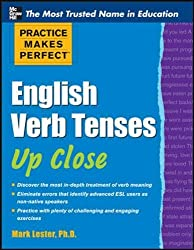 Practice Makes Perfect English Verb Tenses Up Close (Practice Makes Perfect Series)