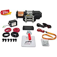 Verricelli motore e componenti telaio auto e for Paranco elettrico telecomando senza fili