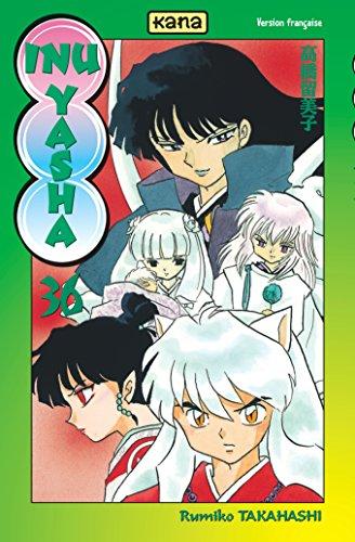 Inu Yasha Vol.36 par TAKAHASHI Rumiko