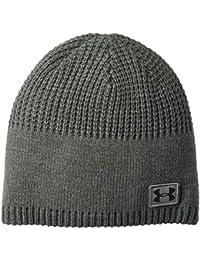 608247ba52b Amazon.co.uk  Under Armour - Skullies   Beanies   Hats   Caps  Clothing