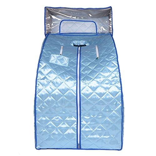 Portable Dampfsauna , Persönliche Dampfsauna Spa ( Farbe : Blau )