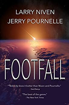 Footfall (English Edition)