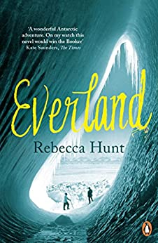 Everland by [Hunt, Rebecca]