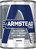 Armstead Handel Quick Dry Holz Primer Haftgrund/Grundierung, 1 l