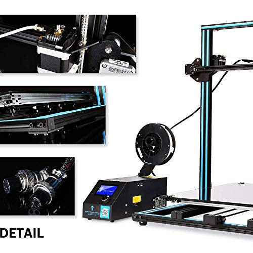 SainSmart/Creality 3D – CR-10 Plus/S5 (500 x 500 x 500 mm) - 3