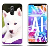 DIKAS Compatible with Cover Huawei Mate 20 Lite/Huawei Maimang 7, 3D Alta qualità Painting Series TPU Cover Protettiva Shell Compatible with Huawei Mate 20 Lite/Huawei Maimang 7 (6.3')- PIC: 11
