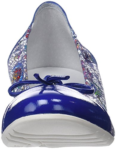 Sabrinas Ladies London Closed Ballerinas Blue (azul)