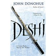 Deshi (Connor Burke Martial Arts Book 2) (English Edition)