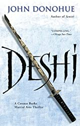 Deshi (Connor Burke Martial Arts Book 2)