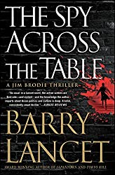 The Spy Across the Table (A Jim Brodie Thriller Book 4) (English Edition)