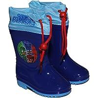 PJ MASKS Childrens Gekko Owlette Catboy Wellington Rain Boots 2017-2018