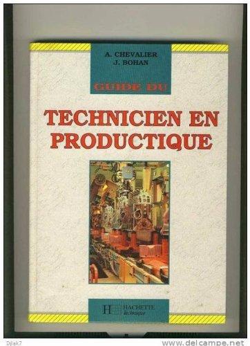 GRATUIT EN PDF TÉLÉCHARGER DU GRATUITEMENT GUIDE TECHNICIEN PRODUCTIQUE