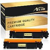 [mit Chip] Arcon Kompatibel für HP 17A CF217A Tonerkartusche für HP Laserjet Pro M102A M102W HP Laserjet Pro MFP M130A M130NW M130FN M130FW Drucker,Schwarz 2-Pack