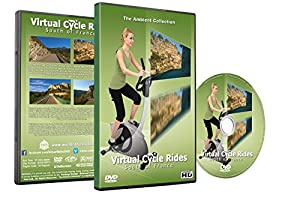 Virtual Cycle Rides - South Of France - for indoor cycling, treadmill and running workouts by Isis Asia Ltd