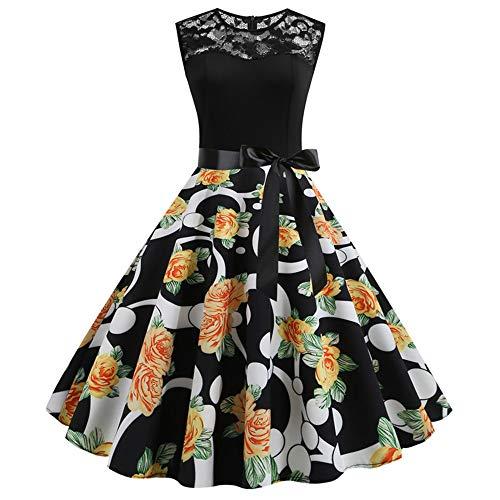 Discount Boutique Meilleure Vente Robe d'été Couture Couture été rétro