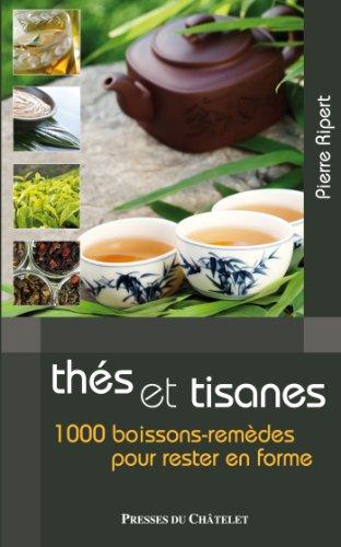 Les bienfaits des thés et tisanes