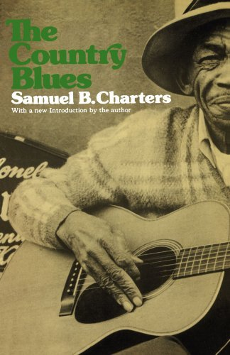 The Country Blues (A Da Capo paperback) by Samuel B. Charters (1975-08-22)