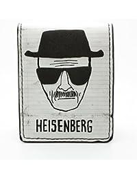 Cartera de AMC Breaking Bad Walter White Heisenberg Blanco