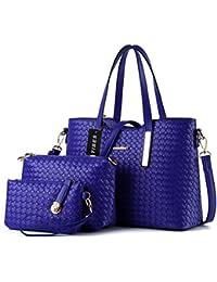 4b9921c519e2 sac porte main doremi elodie mac douglas femme cuir bleu eloddoremigs