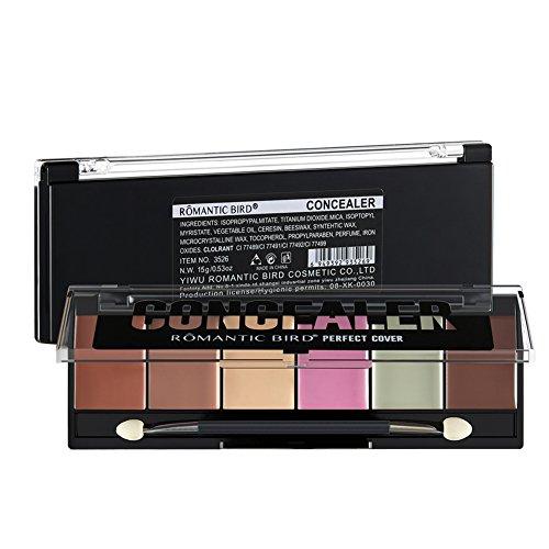 Visage Concealer Maquillage Impeccable Correcteur Anti Cernes Infaillible Palette