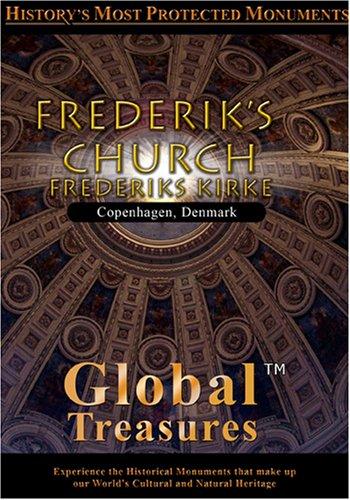 Preisvergleich Produktbild Global Treasures FREDERIKS CHURCH Frederiks Kirke Denmark