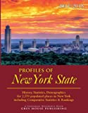 Profiles of New York, 2017/18: Print Purchase Includes 2 Years Free Online Access