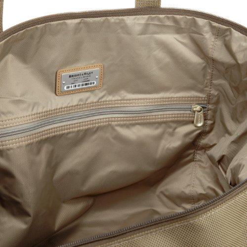 Briggs & Riley Travelware Cabas 256-4 Noir Vert - Olive