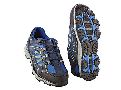Crivit Herren Trekkingschuhe Wanderschuhe Trekking Schuhe Atmungsaktiv Wasserdicht (44)